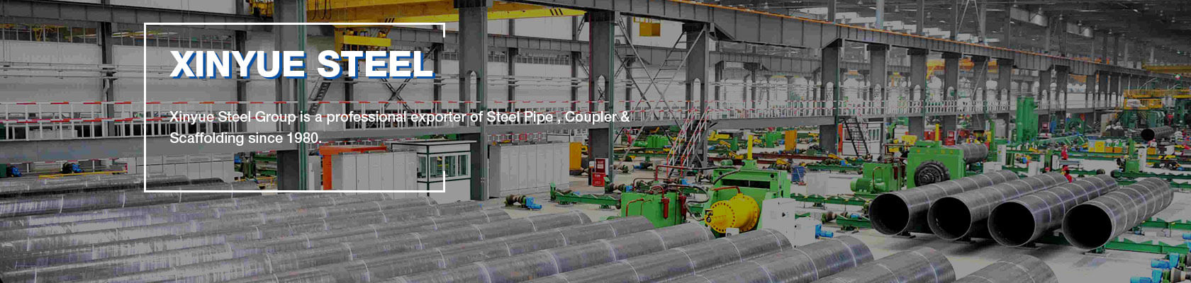 SSAW Steel Pipe, LSAW Steel Pipe, Supplier In China