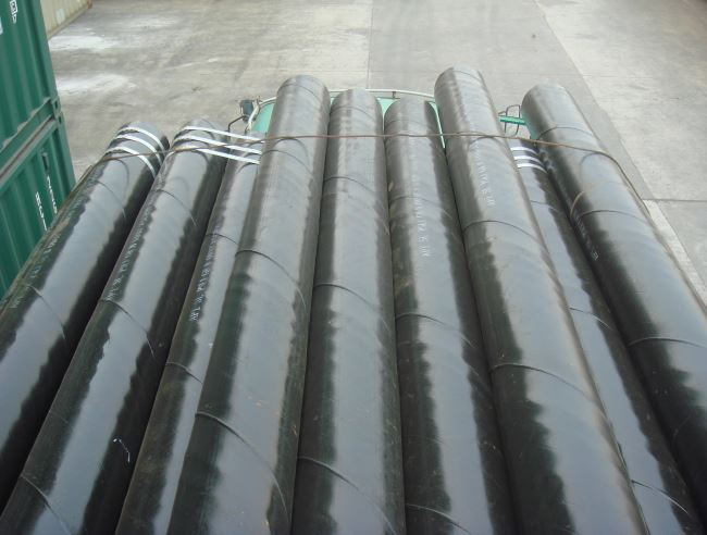 Gas Line Pipe