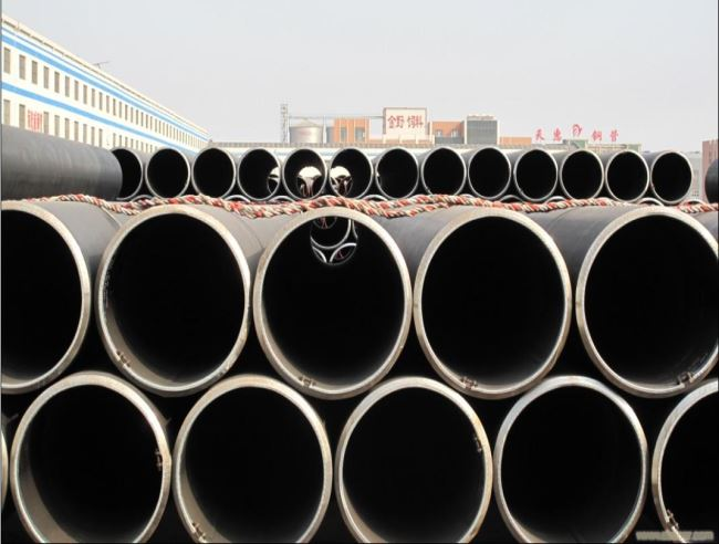 ASTM A500 LSAW steel pipes