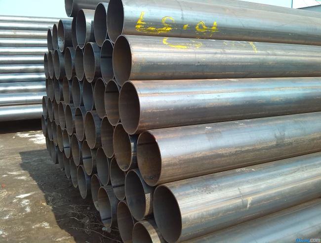 BS/EN LSAW Structural Tube