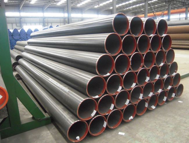 BS4950 Gr 50 Steel Pipe