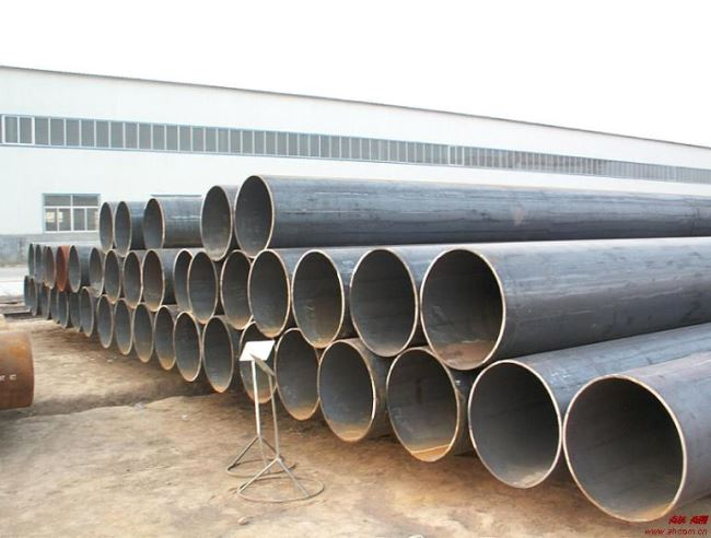 API LSAW structural steel pipe