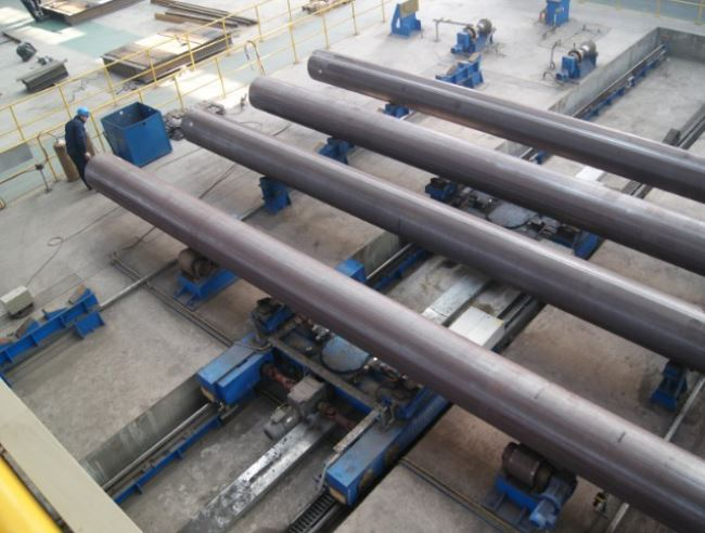 ASTM LSAW Piling Pipe