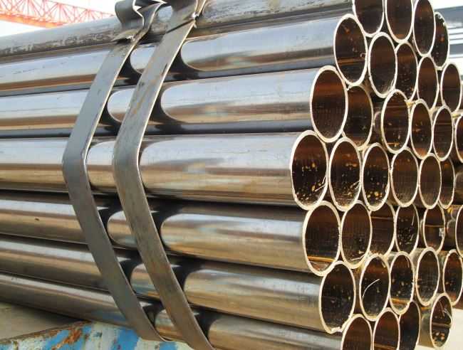 API 5L X65 ERW Steel Pipe