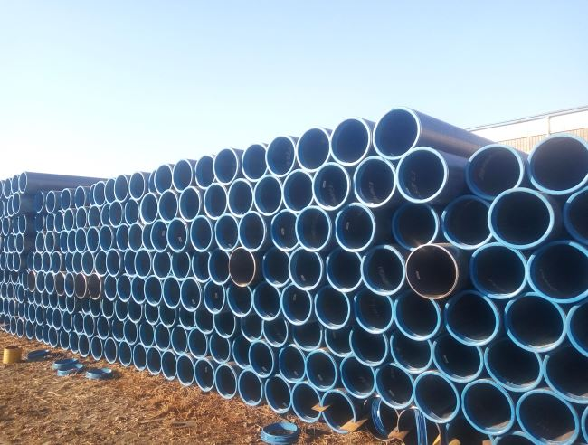 Natural Gas Transmission Pipe