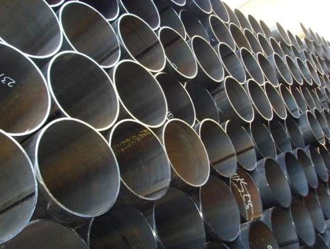 ASTM A252 ERW Piling Pipe