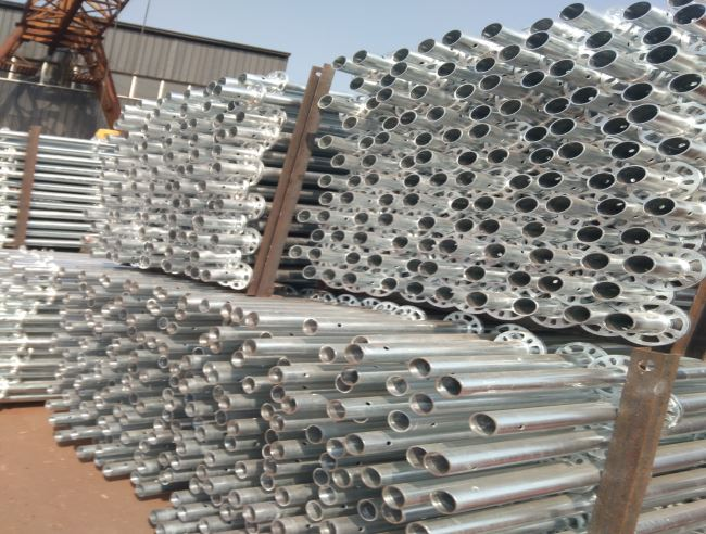 STK400 Scaffold tube