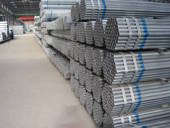 EN39 Galvanized Steel Pipe