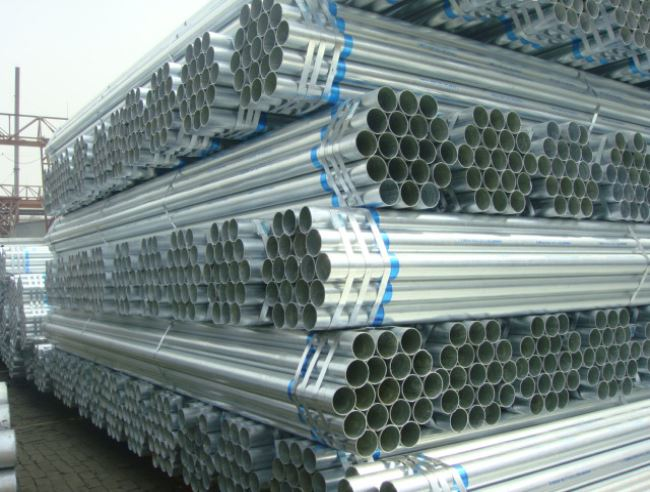 Standard Galvanized Steel Pipe