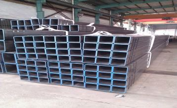 Costa Rica Square and Rectangular Steel Pipe Project