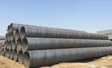 Bahrain SSAW Piling Project