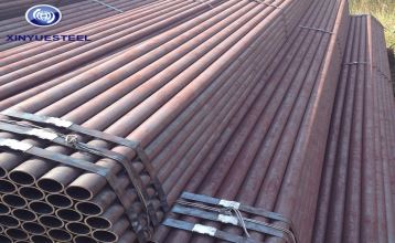 Small OD SMLS Steel Pipe
