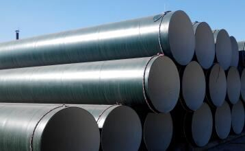 Coated Pipeline---3PE Pipe