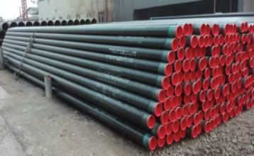 Dubai Oil and Gas Transportation Coated Pipeline Project