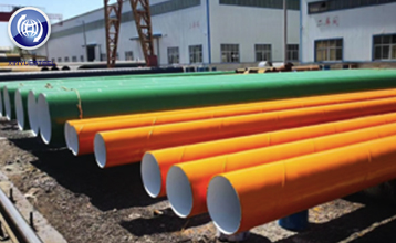 UAE Coated Piling Pipeline Project