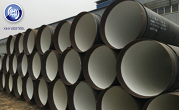 South Africa Piling Coated Pipeline Project