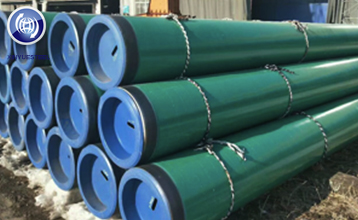 Germany Low Temperature Coated Pipeline Project