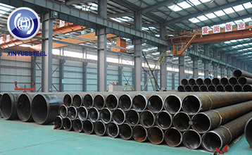 Type and application of welded steel pipe