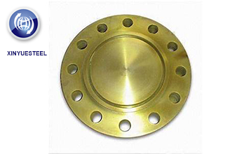 A brief introduction to RTJ Blind Flange