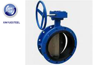 A brief introduction to Butterfly Valve