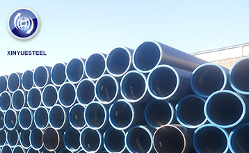 Different types of anti-corrosion for SMLS steel pipe