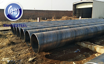 Tianjin Xinyue Steel Grow Up Together with UAE