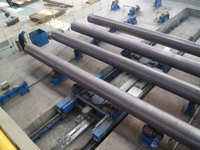 European alloy submerged arc welding pipe depth cooperation