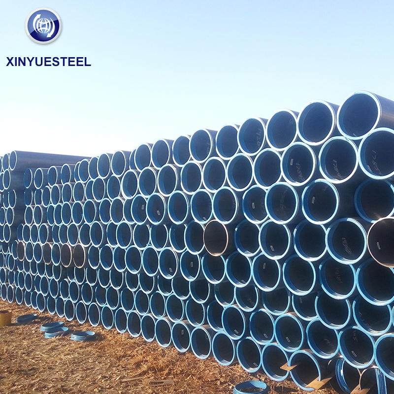 AS1163 C350 ERW steel pipe for stock