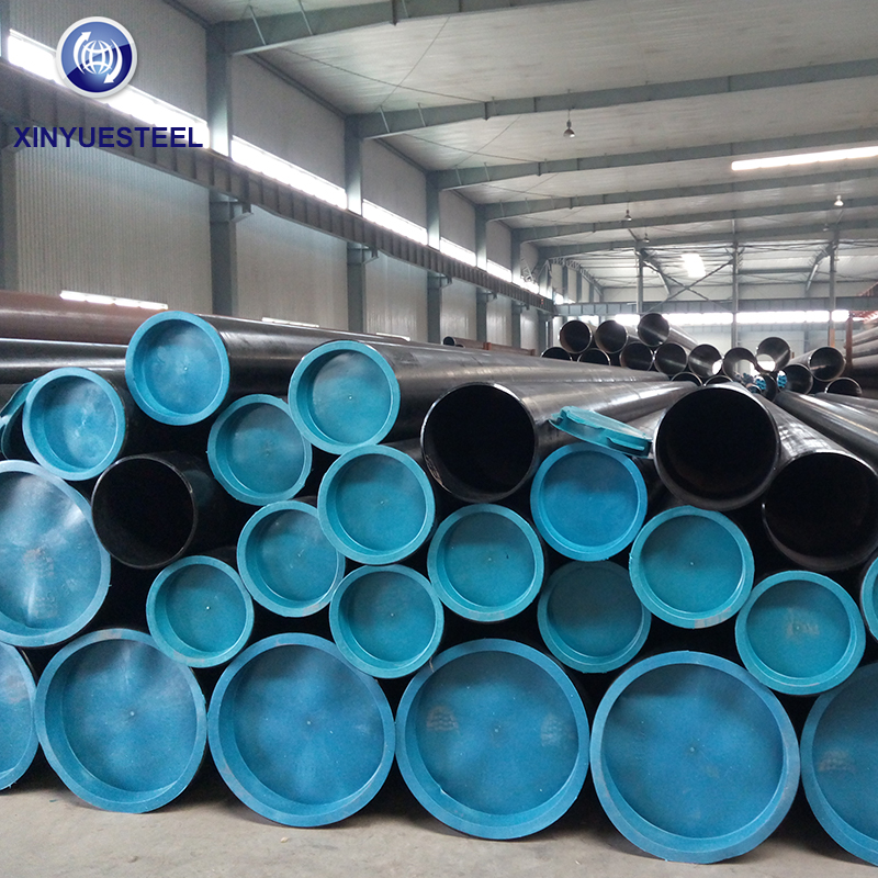 ERW steel pipe for stock in Singapore