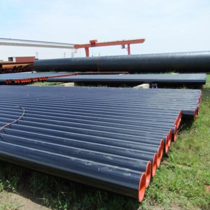 SMLS steel and ERW steel pipe used for liquid transportation