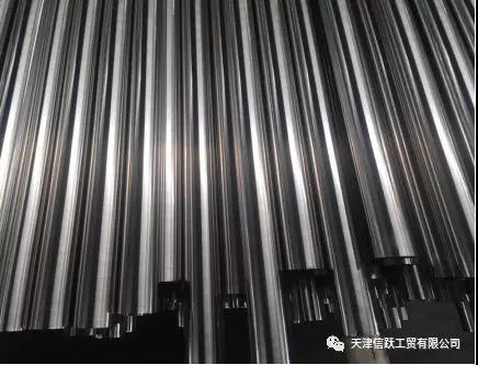 Stainless pipe orders from Malaysian Client