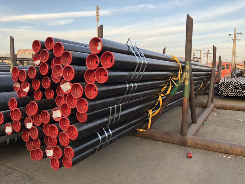 An Order of high standard & strict requirements on API 5L PSL2 X42 Seamless oil & gas line pipe