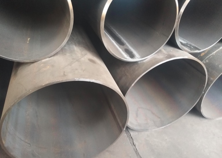 European Customer ERW Steel Pipe Perfectly Delivery