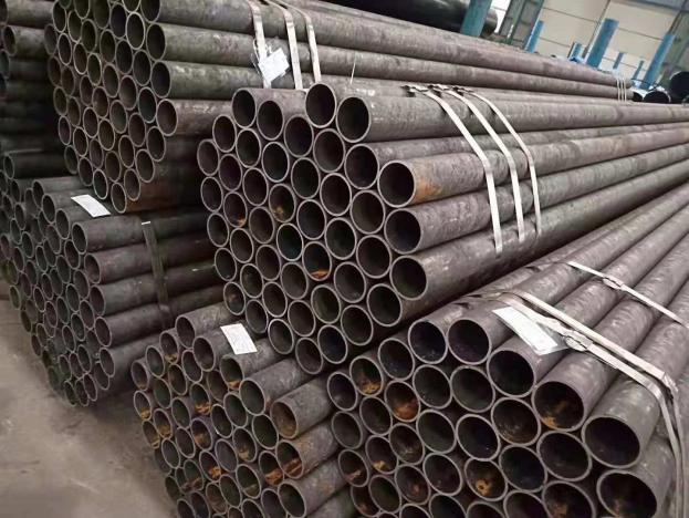 Seamless pipe to Northern Ireland