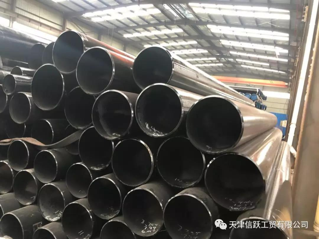 Indian Old Customer IBR Qualified Seamless Pipe Shipped Again