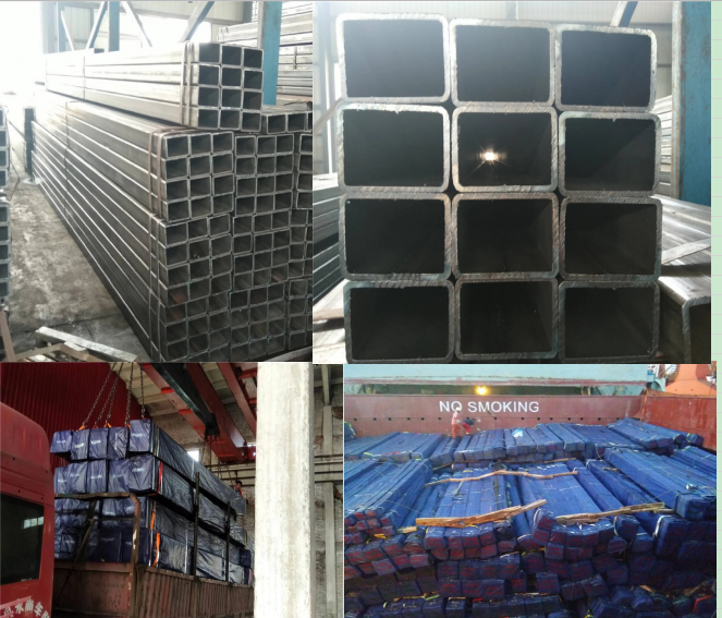 Increasing demand on square and rectangular steel pipe