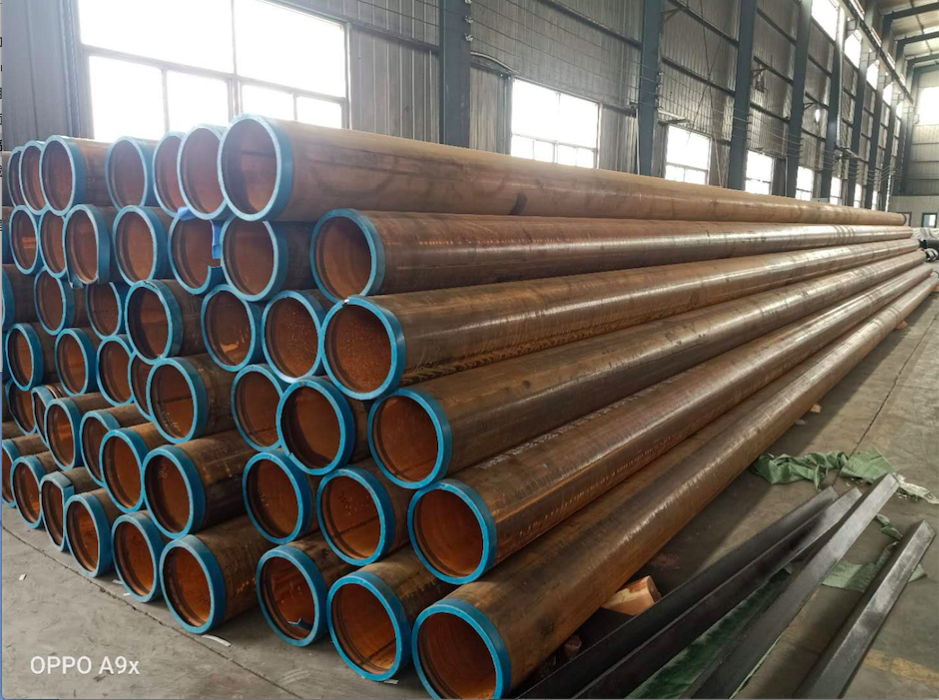Xinyue Steel received a similar order of transmission project from regular construction client
