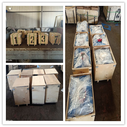Xinyue deliver the urgent pipe fittings for customer by Air during the epidemic period